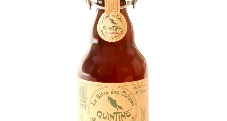 Quintine ambrée (33 cl.)