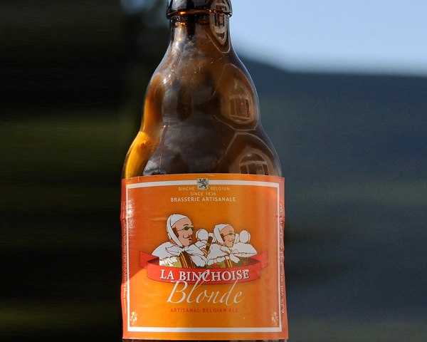 Binchoise blonde tradition (33 cl.)