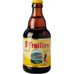 St Feuillien blonde (33 cl.)