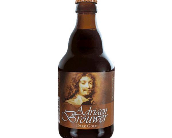 Adriaen Brouwer dark gold (33 cl.)