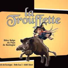 La Trouffette blonde (75 cl.)