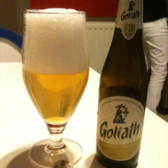 Goliath blonde (33 cl.)
