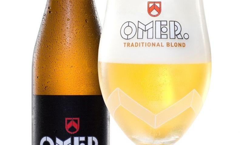 Omer blonde (33 cl.)