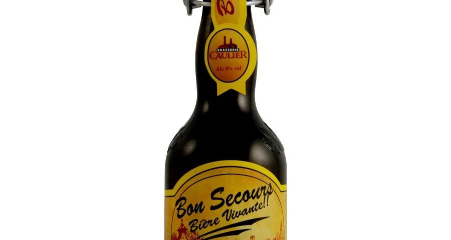 Bon Secours blonde (33 cl.)