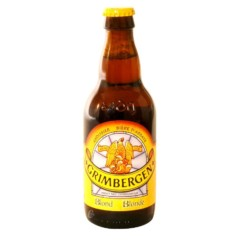 Grimbergen blonde (33 cl.)