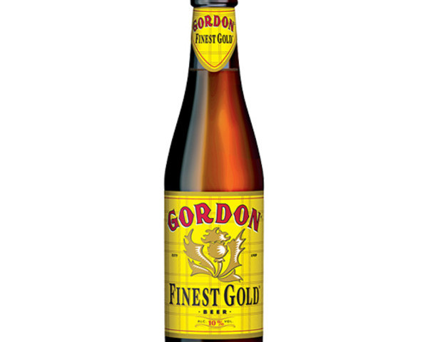 Gordon finest Gold blonde (33 cl.)