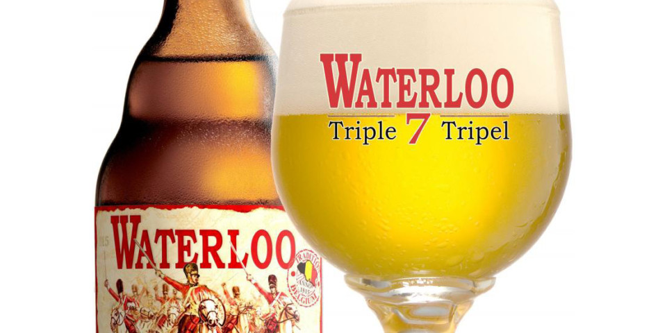 Waterloo triple (33 cl.)
