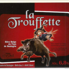 La Trouffette brune (75 cl.)