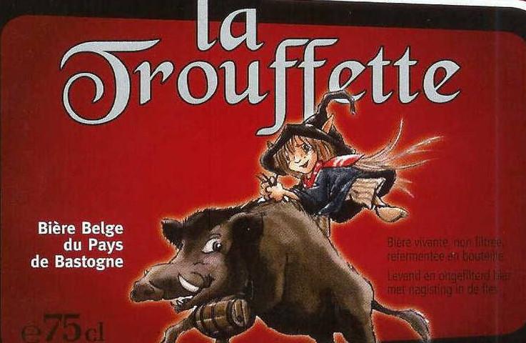 La Trouffette brune (75 cl.)