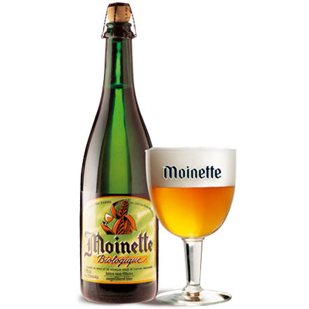 Moinette bio blonde (75 cl.)