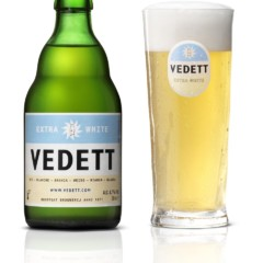 Vedett blanche (33 cl.)