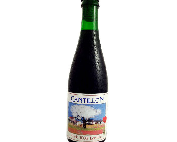 Cantillon kriek lambic (37,5 cl.)