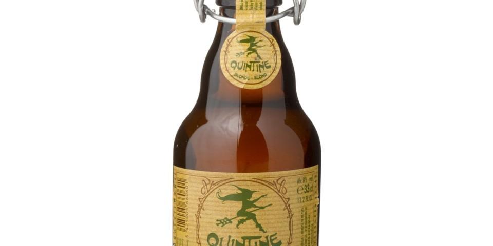 Quintine blonde (33 cl.)
