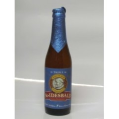 St Idesbald triple (33 cl.)