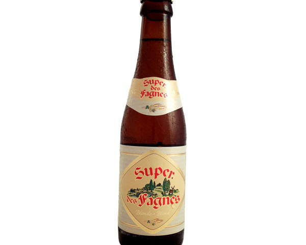 Super des Fagnes blonde (25 cl.)