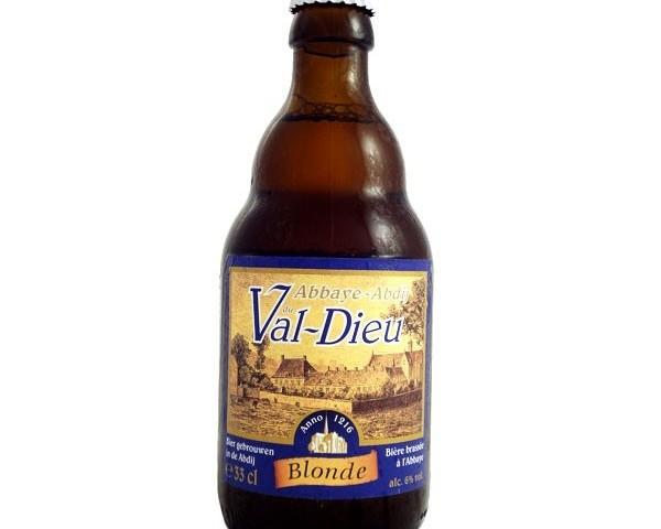 Val Dieu blonde (33 cl.)