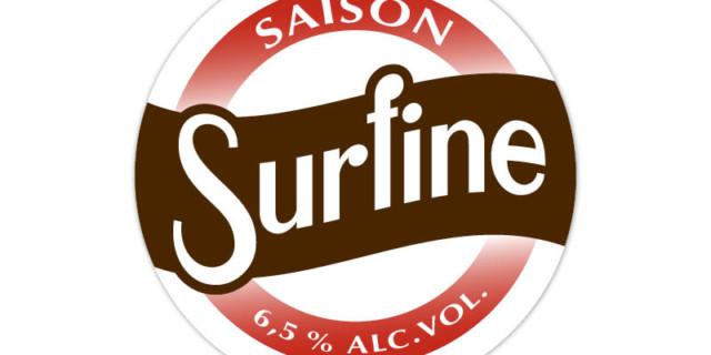La Surfine est dispo au fût !